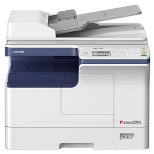 TOSHIBA Es-2006 with ADF & Dublex 1 Cassette Copier Machine